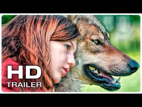 МОЙ ВОЛК Русский Трейлер #1 (2021) Чеки Карио, Шанна Кейль Adventure Movie HD