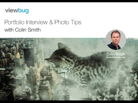 Expert Advice On Creating Creative Composites with Colin Smith