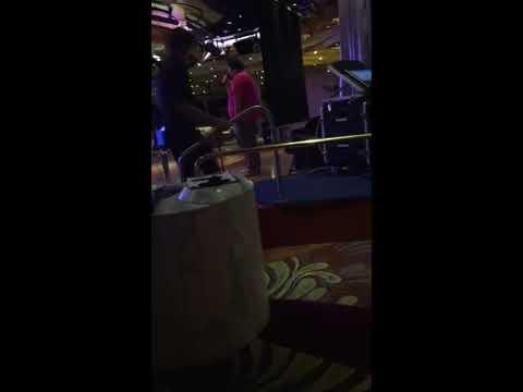 Brendon Urie surprises fan singing This Is Gospel karaoke