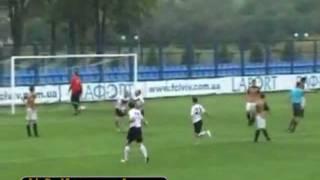 Перша ліга: Найкращі голи. Перша частина. Сезон 2011/12