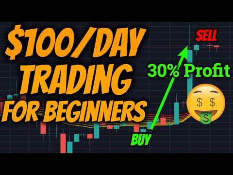 How To Make Money Trading Bitcoin/Cryptocurrency For Beginners! $100/Day With Trades? Bybit, Binance