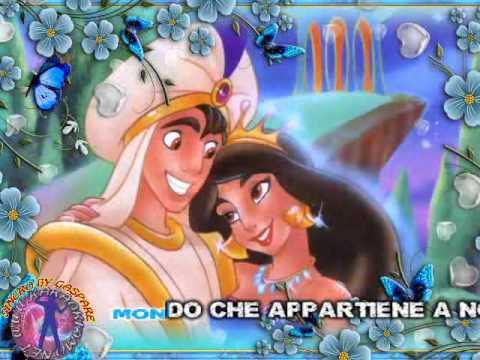 Gigi D'Alessio & Anna Tatangelo - Il mondo è tuo (karaoke - fair use)