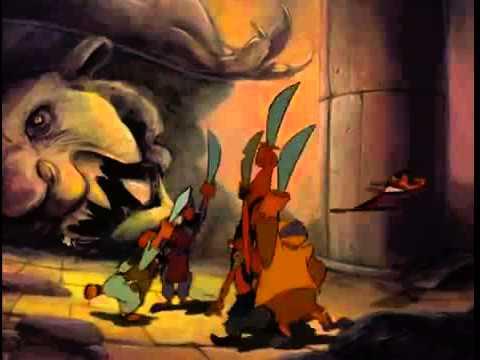 Смотреть мультфильм возвращение джафара