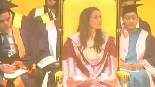 Her Majesty Queen Rania Al Abdullah Received Honorary Doctor