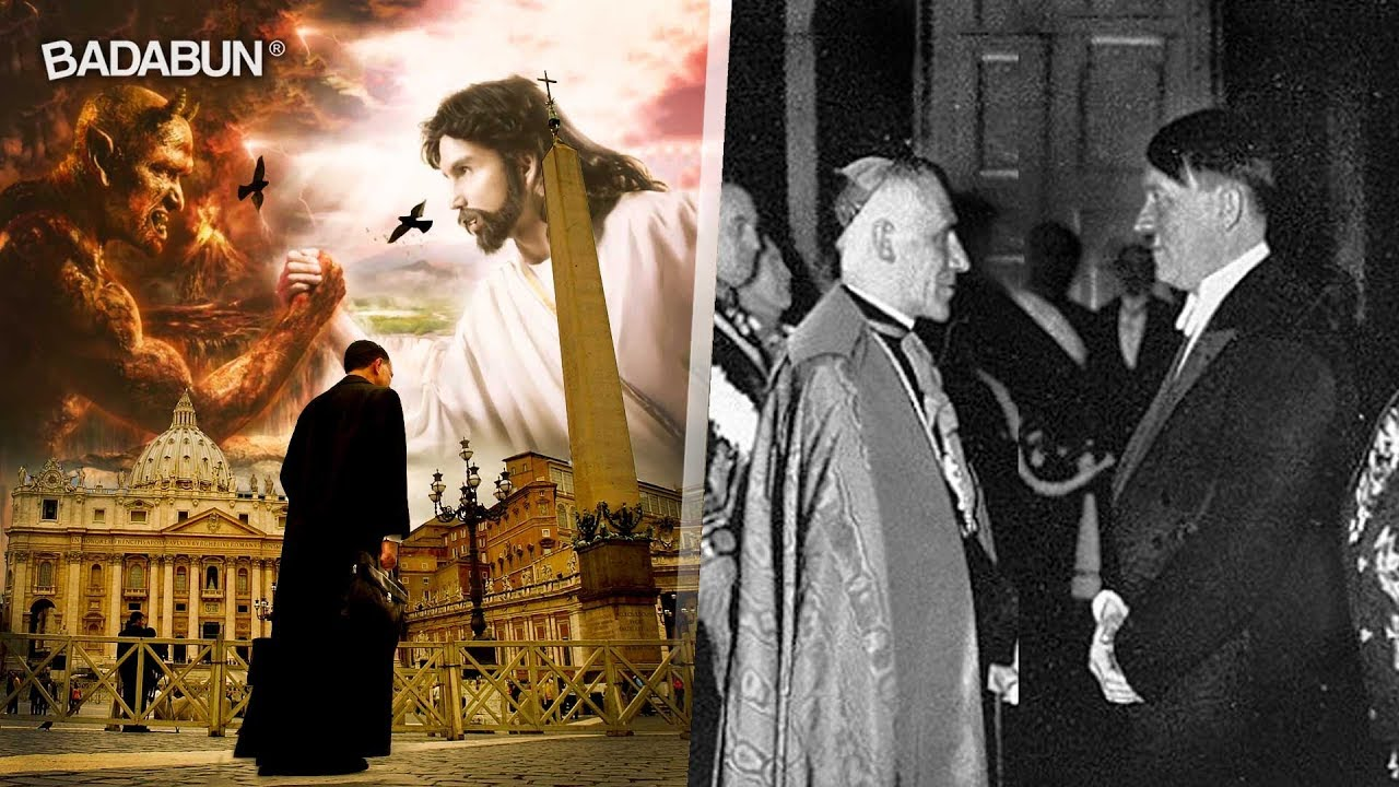 8 Secretos que el vaticano no quiere que sepas
