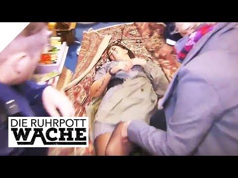 Mädchen in Teppich eingerollt: Der skrupellose Einbrecher   Teil 1/2   Die Ruhrpottwache   SAT.1 TV