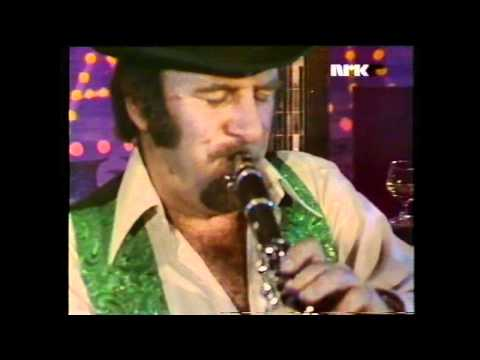 ACKER BILK - Stranger On A Shore. Eurovision 1977 Interval Act. High Quality (HD)