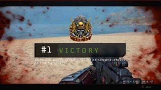 11 kills! B04 Blackout Solo VICTORY ROYALE!