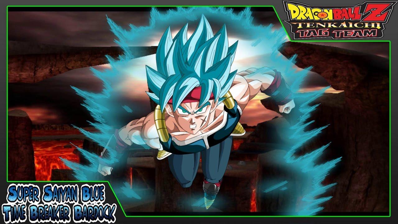 Dragon Ball Z Tenkaichi Tag Team | Super Saiyan Blue Time ...
