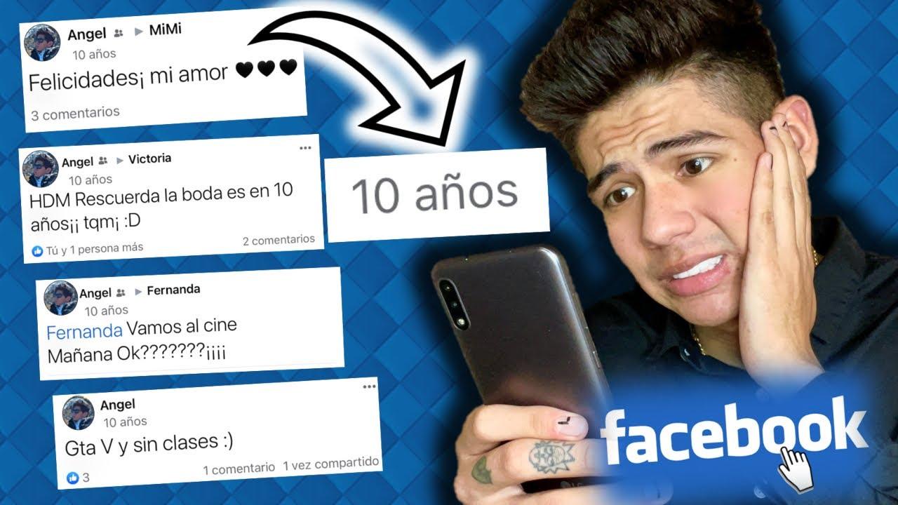 ¡ESTO PUBLICABA EN Facebook HACE 10 AÑOS! - [ANTRAX] ☣