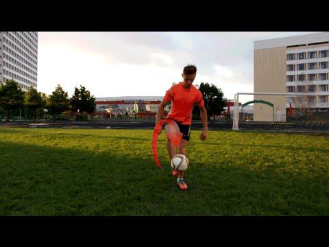Футбольный фристайл (смотреть видео урок онлайн)