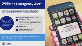 VERIFY: Who's actually sending these 'presidential alerts'