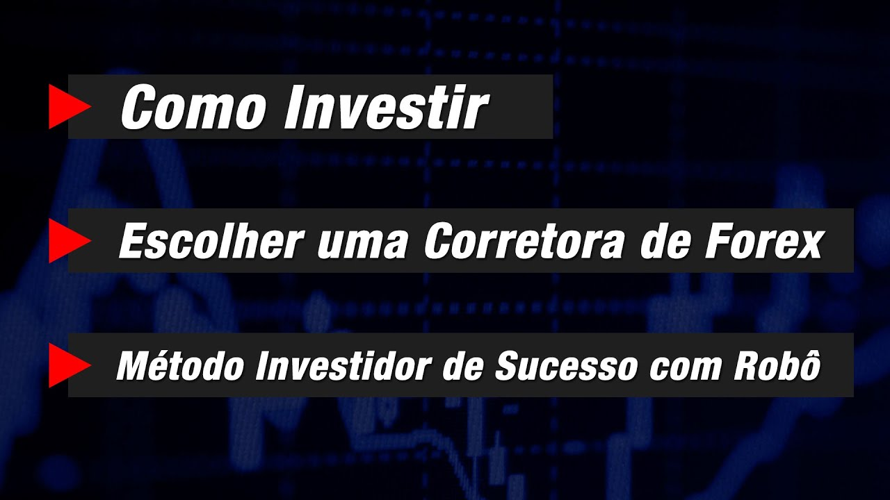 Como investir forex