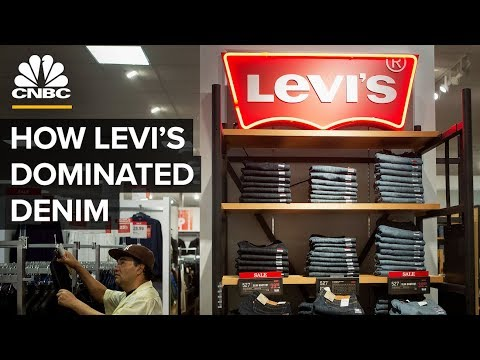 Why Levi's Dominates Denim