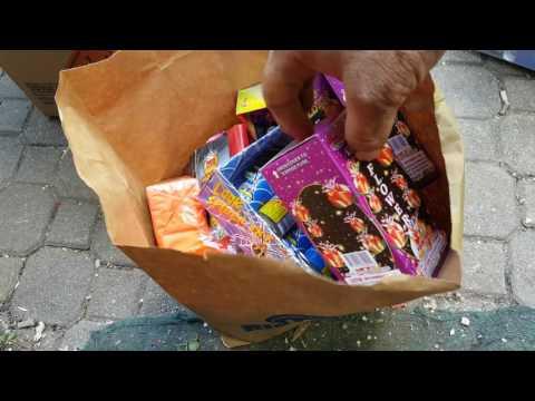 2017 Fireworks Stash ( Full Video ) ! Boom