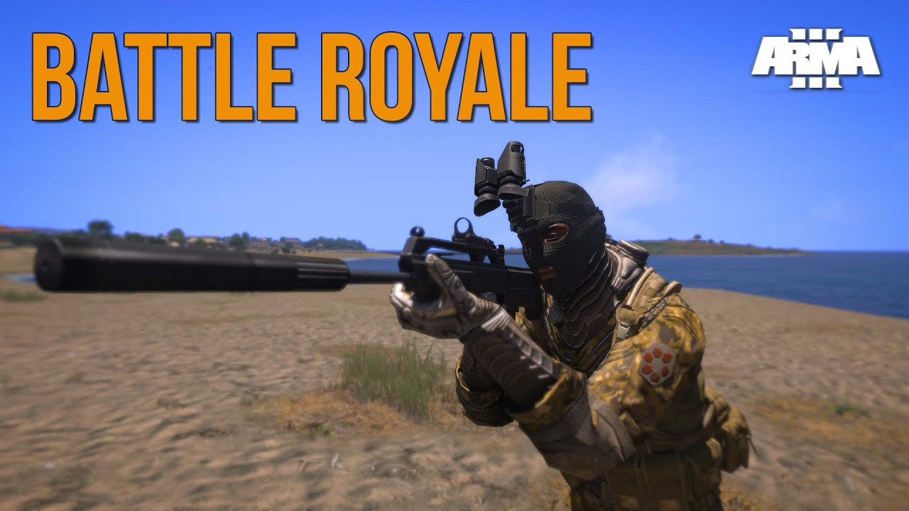 The Arma 3 mod Playerunknown s Battle Royale makes the cut