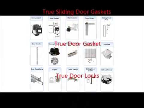 Presentation Of True Refrigeration Equipment And Associated Parts
