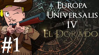 Europa Universalis 4 | El Dorado | Nation of Magnus | Part 1