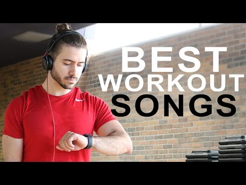 BEST SONGS FOR THE GYM | MY WORKOUT PLAYLIST SUMMER 2016 | ALEX COSTA