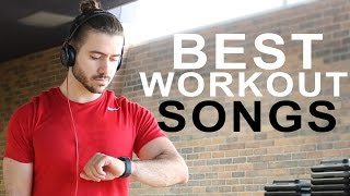 BEST SONGS FOR THE GYM | MY WORKOUT PLAYLIST 2016 | ALEX COSTA