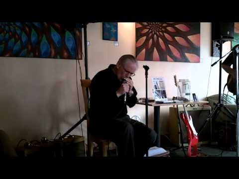 Arthur Moore Harmonica - Arthur Moore Trio playing...