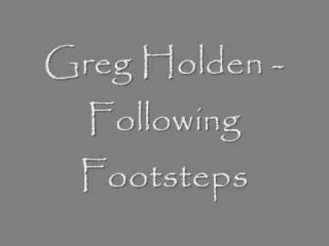 Greg Holden - Following Footsteps
