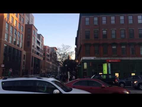 Outside TD Garden | North End | Boston, MA (12.28.2013)