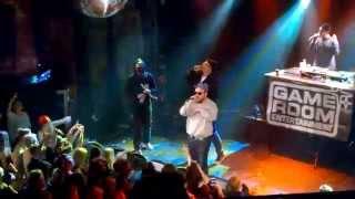 Heikki Kuula - Hasla ei Friistailaa ft. Pyhimys & Rataraato ft. Paavo (Virgin Oil 17.4.2014)