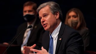 House holds hearing on Jan. 6 attack with FBI Director Wray (FULL - 6/15)