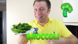 Kids Transform Vegetables into Ice Cream Learn names of Vegetables with Finger Family Song