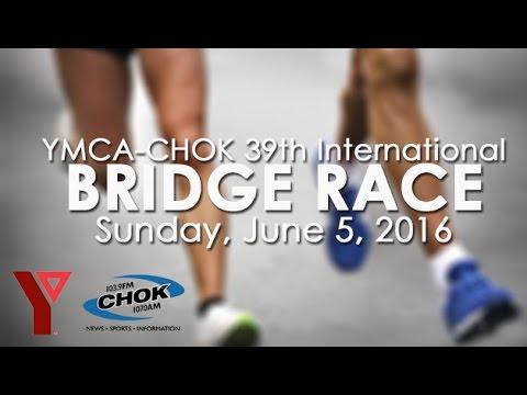 YMCA CHOK International Bridge Race 2016
