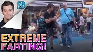 Extreme Farting in Public