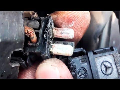 Что я не смог починить в Мерседесе W202? Как работает компрессор? дырявыймерс 2016 /autodogtv/ #15
