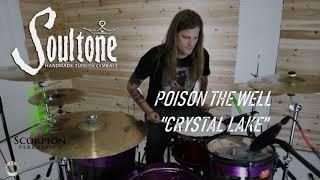 Poison The Well - Crystal Lake Drum cover (Steve Hatmaker)