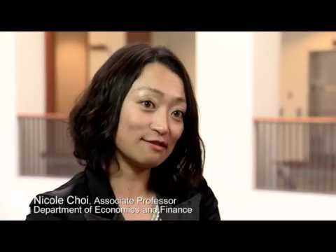 Nicole Choi: UW Department of Economics and Finance Graduate Program