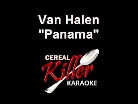 CKK - Van Halen - Panama (Karaoke)
