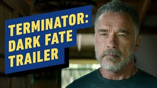 Terminator: Dark Fate Trailer 1 (2019) Arnold Schwarzenegger, Linda Hamilton
