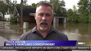 Looting Becoming a Huge Problem Post-Hurricane Florence