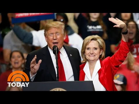 Mississippi Special Election: President Donald Trump Rallies For Hyde-Smith For Senate | TODAY