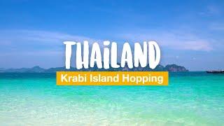 Krabi Island Hopping, Thailand (GoPro Hero3)