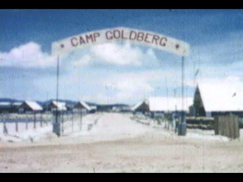 Vietnam War Home Movies 1962 Qui Nhon Camp Goldberg 8th TC
