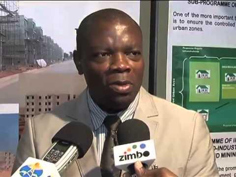 Lunda-Norte:Centralidade do Dundo tem disponível mais de 5 mil residências   TV Zimbo  