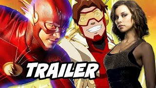 The Flash 4x17 Promo - The Flash Cast Dawn Allen Teaser Breakdown