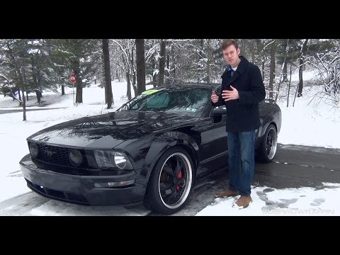 Review: 2007 Ford Mustang GT