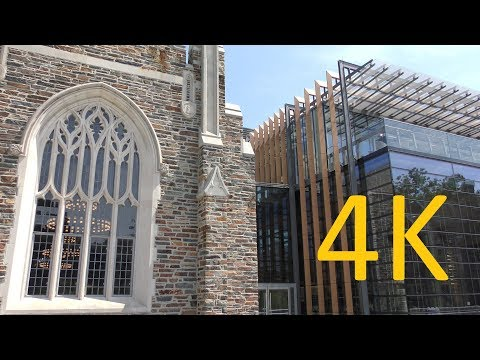 A 4K Tour of Duke University