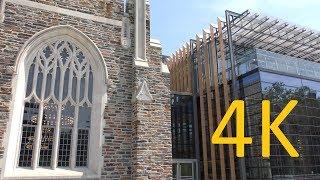 A 4K Tour of Duke University thumbnail