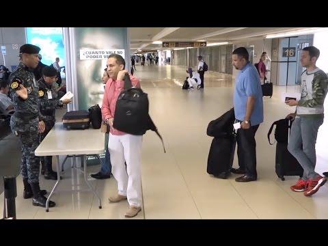 DIPAFRONT en el Aeropuerto Internacional La Aurora
