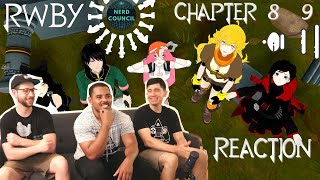 Players and Pieces - RWBY Volume 1: Chapter 8 &