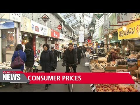 S. Korea's consumer price growth hits 11 month low in November