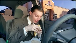 Taco Bell Cool Habanero Double Stacked Taco - Review